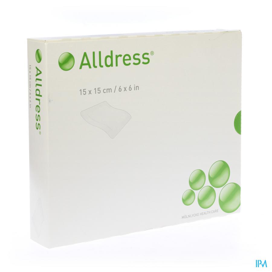 Alldress Verb Adh Abs Ster 15x15 10