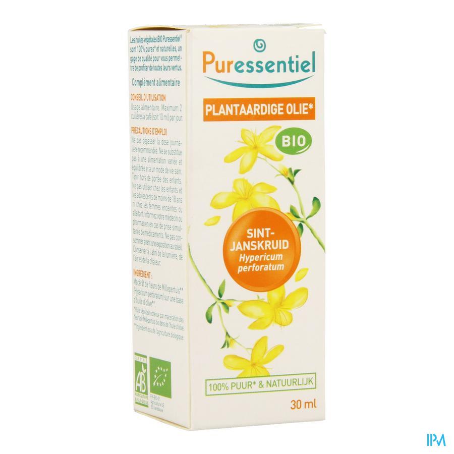 Puressentiel Plant. Olie Bio Millepertuis 30ml