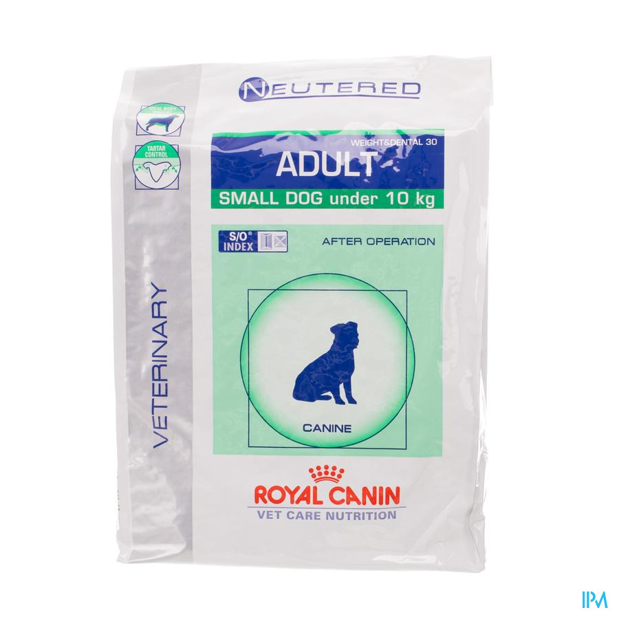Vcn Weight Dental Nt Adult Canine 8kg