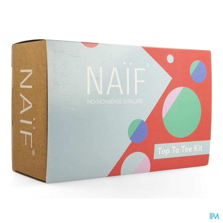 Naif Grown Ups Gift Set Body