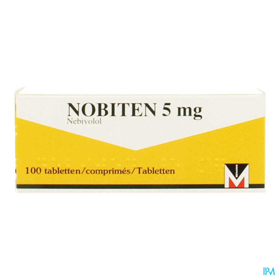 Nobiten Comp 100 X 5mg