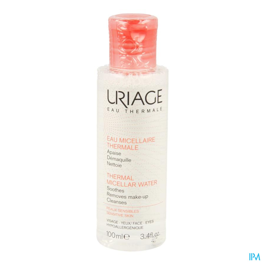 Uriage Eau Micellaire Thermale Lotion P Roug 100ml