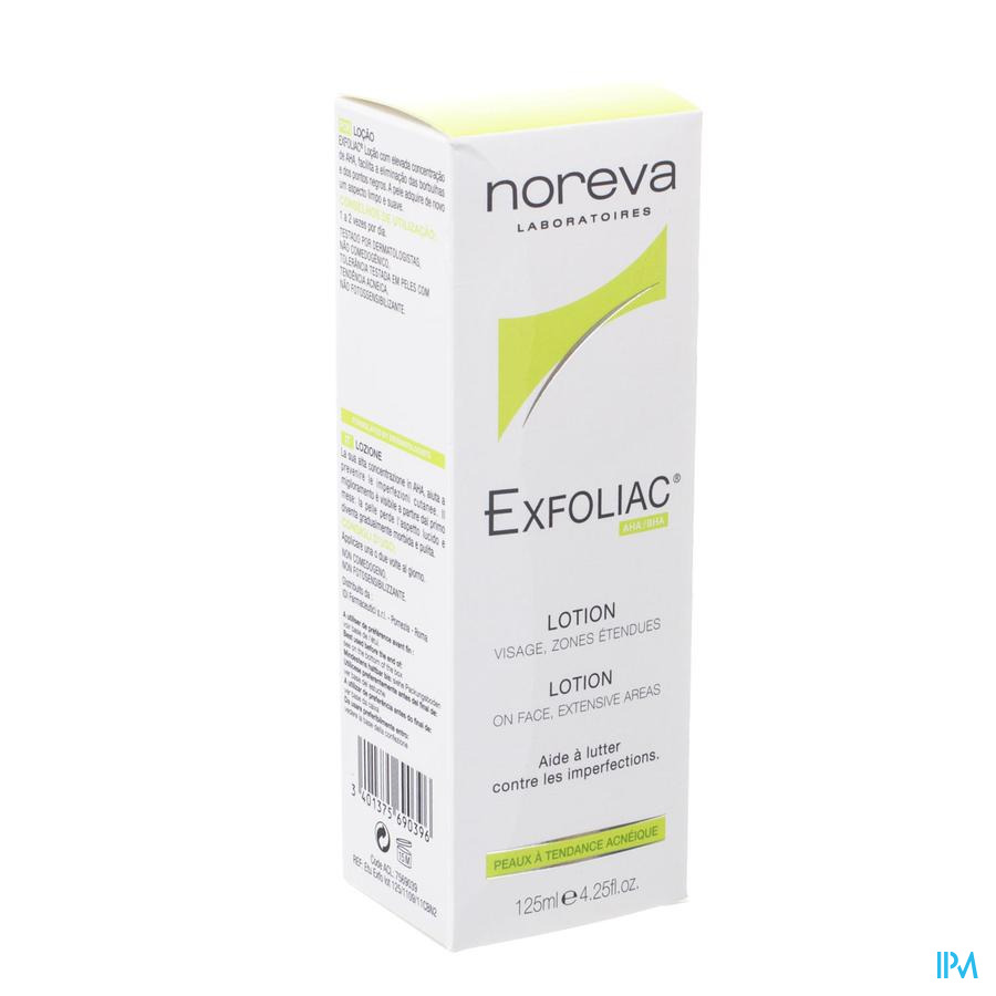 Exfoliac Lotion 125ml