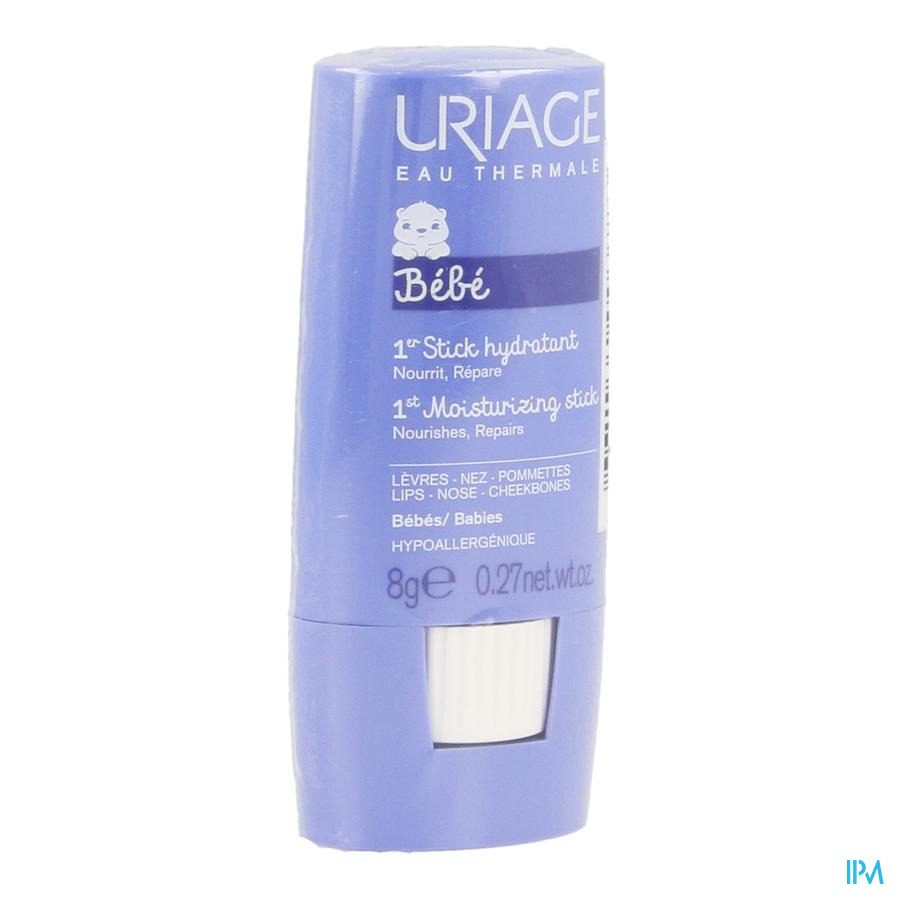 Uriage Stick Hydratant Reparateur 8g