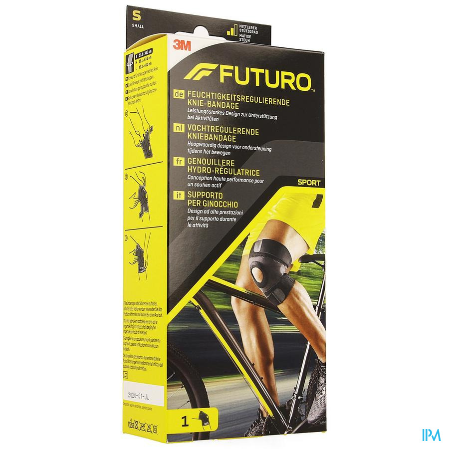 Futuro Sport Genouillere Hydroregulatrice S 45694