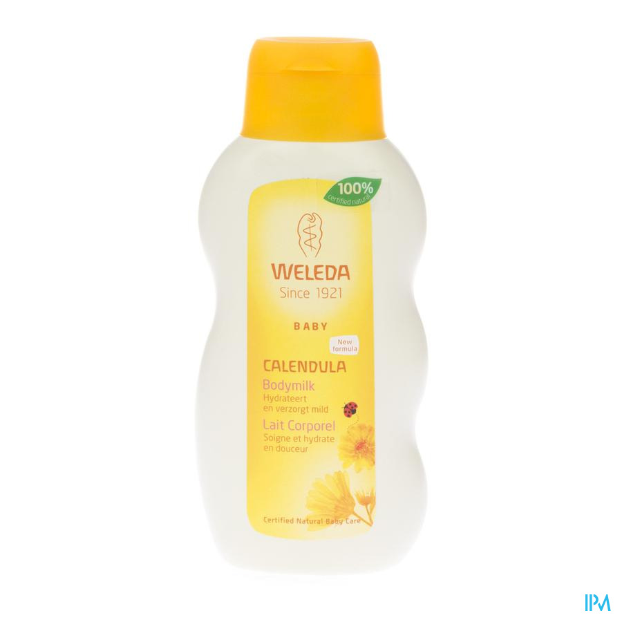 Weleda Calendula Bb Bodymilk 200ml