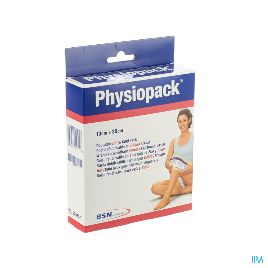 Physiopack Coldhot Pack 13cmx30cm 7207511