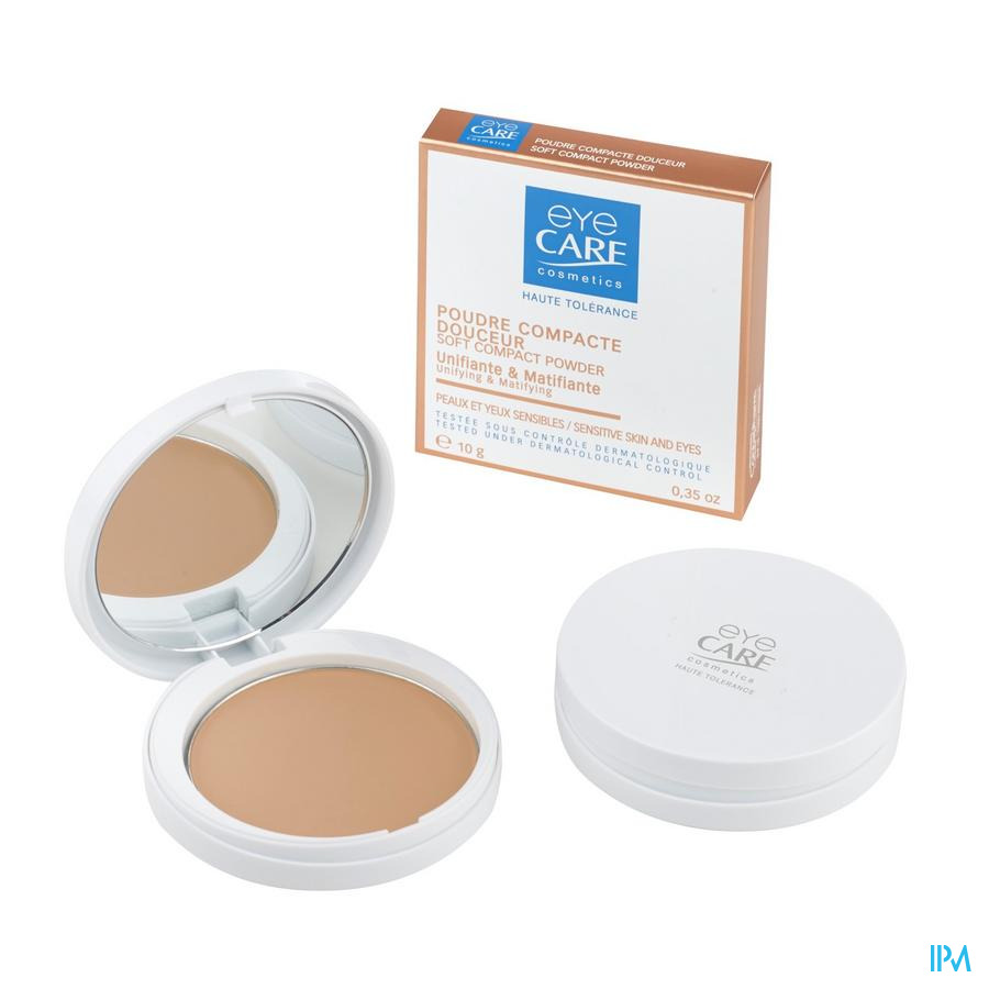 Eye Care Face Powder Beige 10g