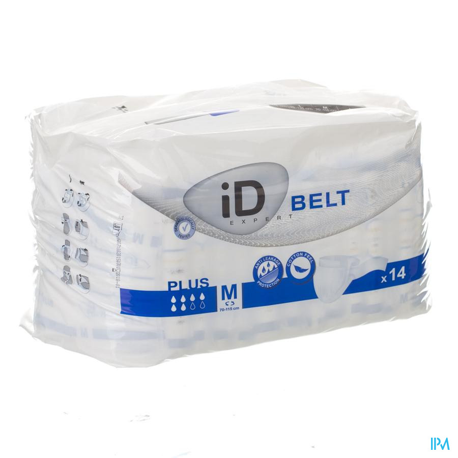Id Expert Belt M Plus 14