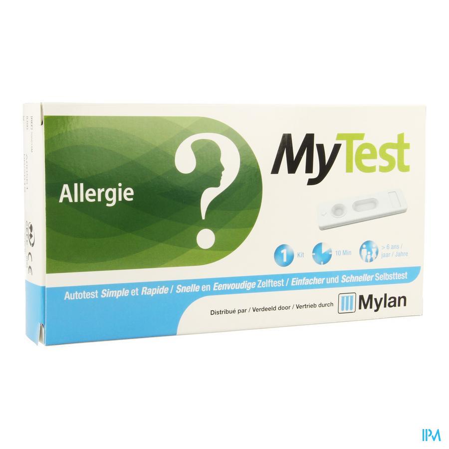 My Test Allergie (zelftest) Zakje 1