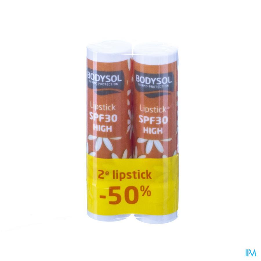 Bodysol Sun Lipstick Coco Promo 2x6,1g 2e -50%