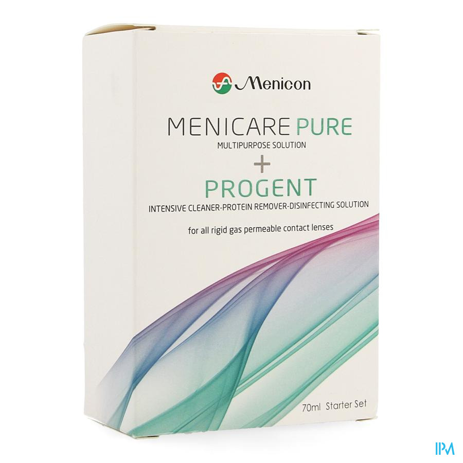 Menicare Pure Set Depart Progent 70ml