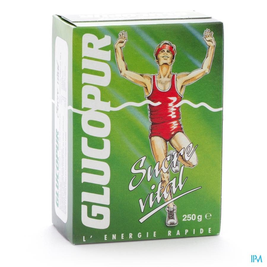 Glucopur Glucose Pdr 250g 5166