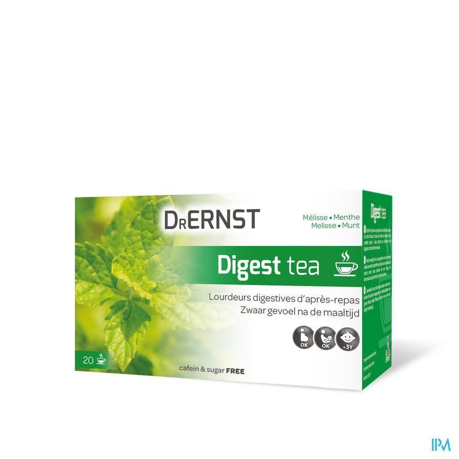 Dr Ernst Digest tea 20 Inf