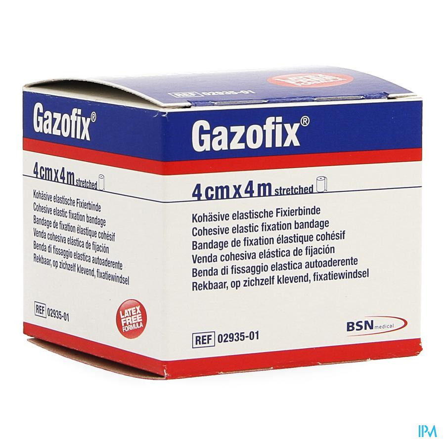 Gazofix Latexfree 4cmx4m 293501