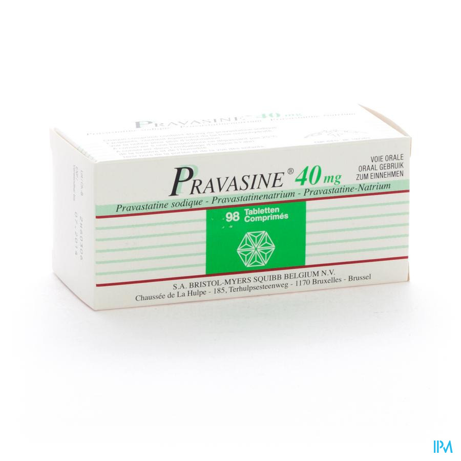 Pravasine Comp 98x40mg