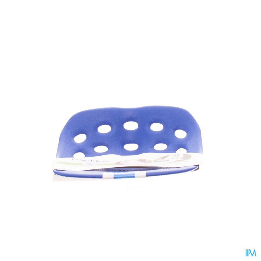 Backjoy Posture+ Siege-coquille Bleu Marin