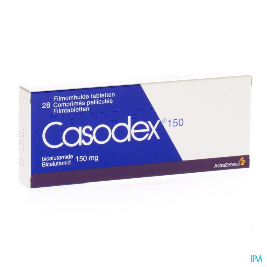 Casodex Tabl 28x150mg