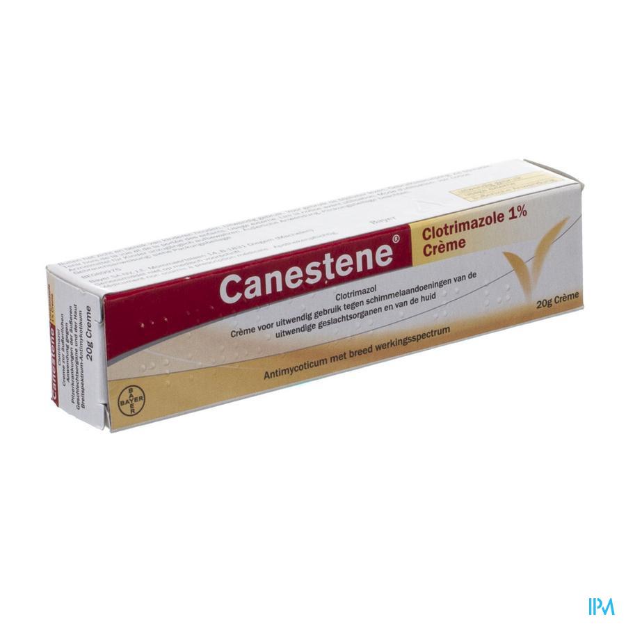 Canestene Clotrimazole 1% Creme 20g Cfr 3665999