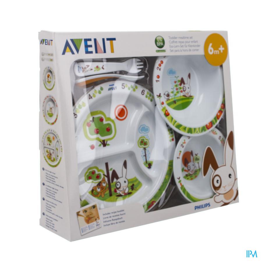 Philips Avent Maaltijd Geschenkset +6m SCF716/00