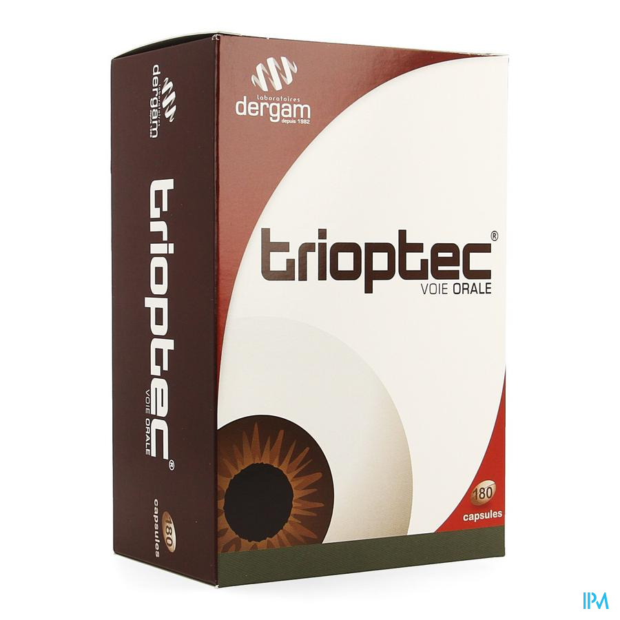 Trioptec Dergam Caps 180