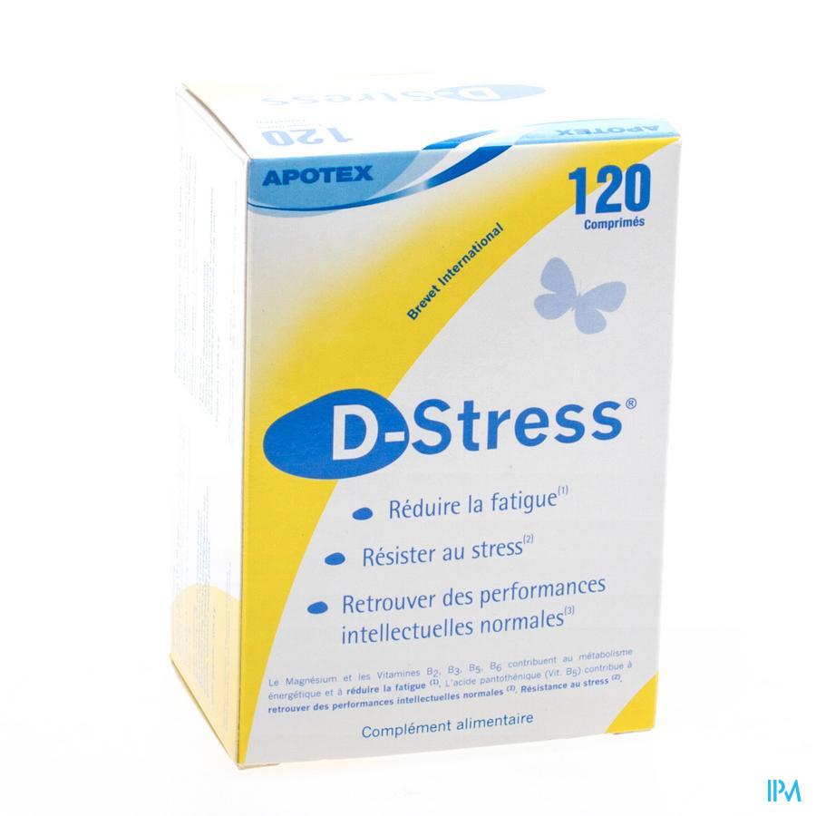 D-stress Comp 120