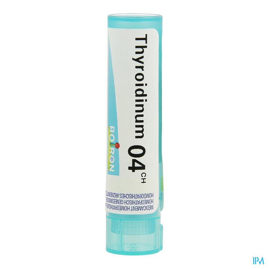 Thyroidinum 4ch Gr 4g Boiron