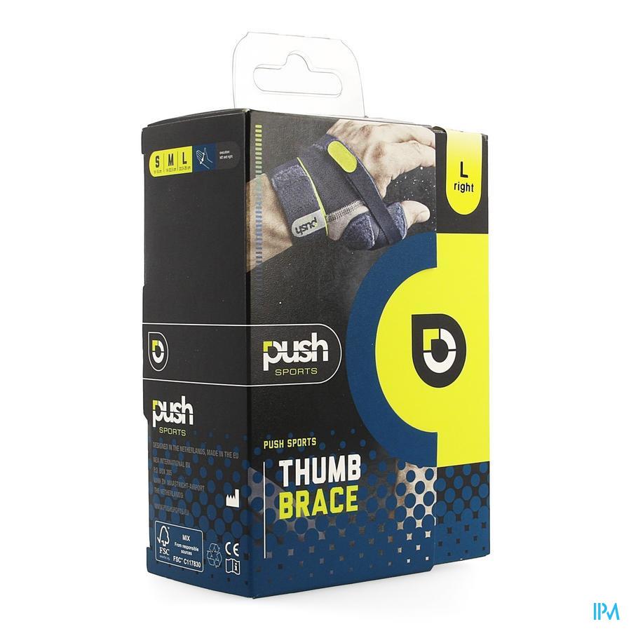 Push Sports Bandage Pouce l Droite