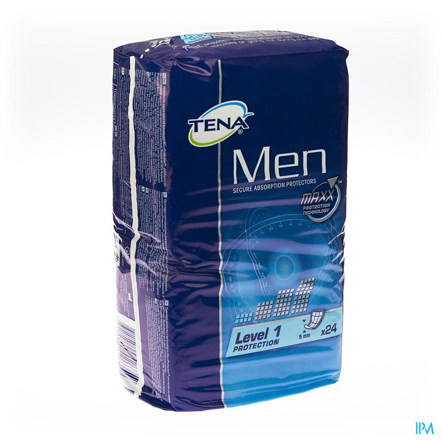TENA FOR MEN LEVEL 1  NF  24 750651