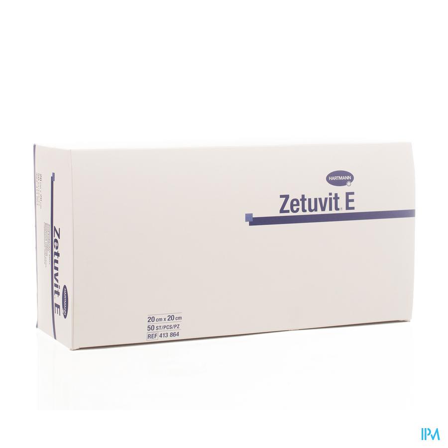 Zetuvit E 20x20cm Nst. 50 P/s