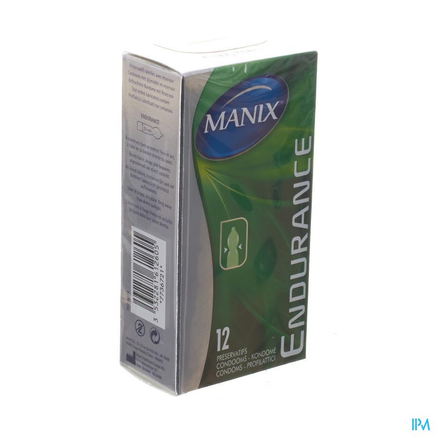 Manix Endurance Condomen 12