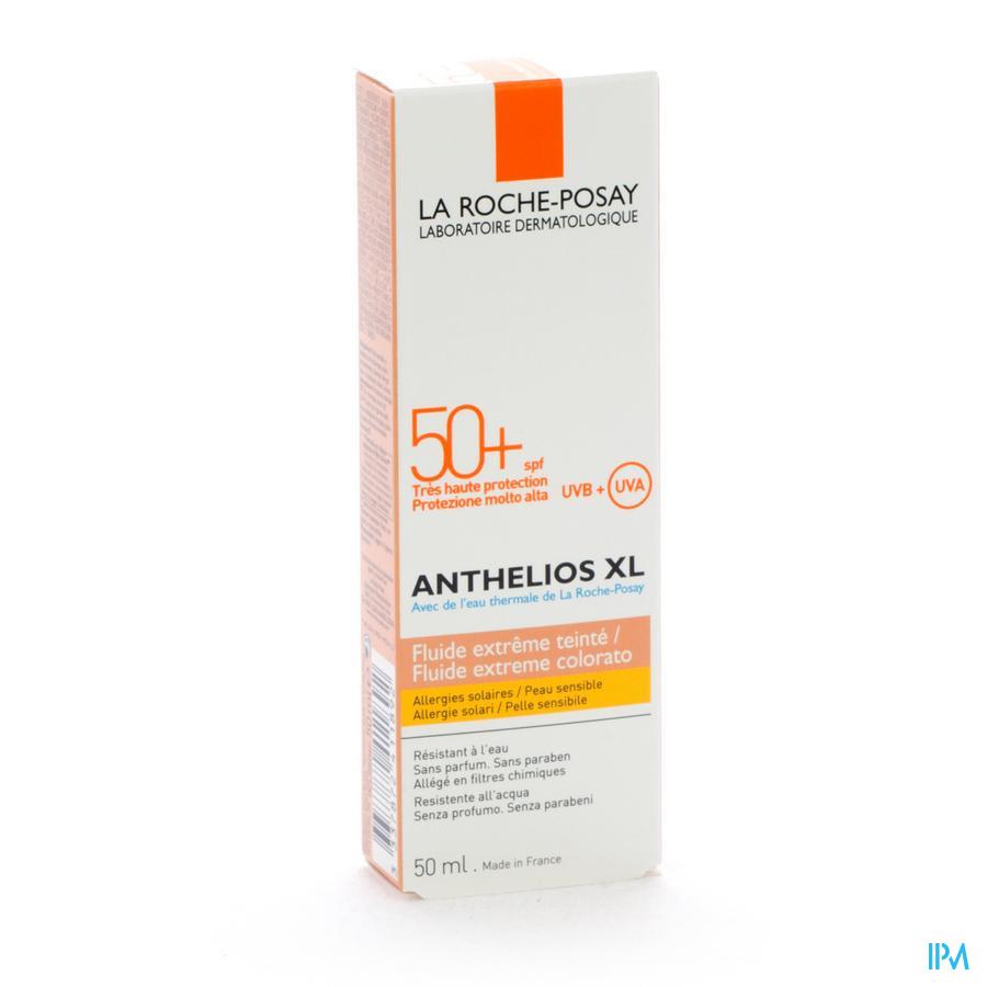 La Roche Posay Anthelios Fluide Ext Teinte Vis. Ip50+ 50ml