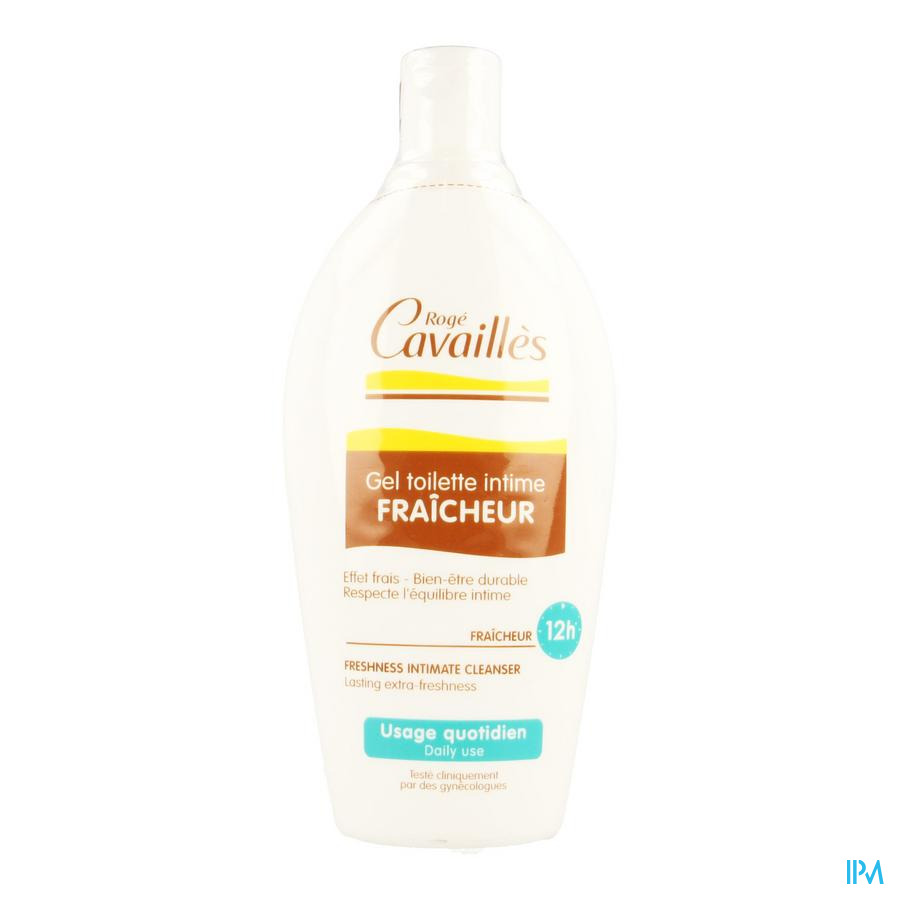 Roge Cavailles Gel Intiem Toilet Frisheid 500ml