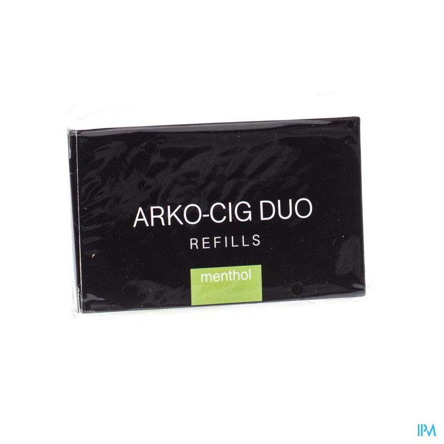 Arko-cig Duo Navulling Munt 5