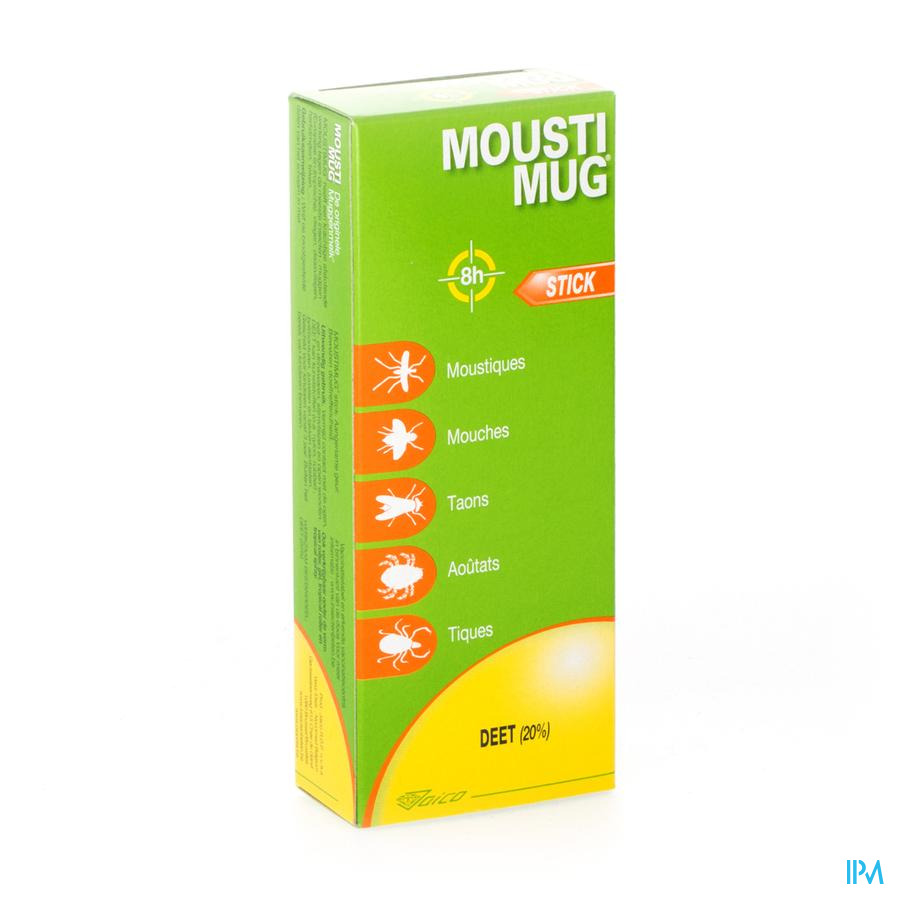 Moustimug Stick 75ml
