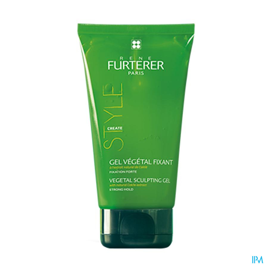 Furterer Style Plant.fixerende Gel Nf Tube 150ml