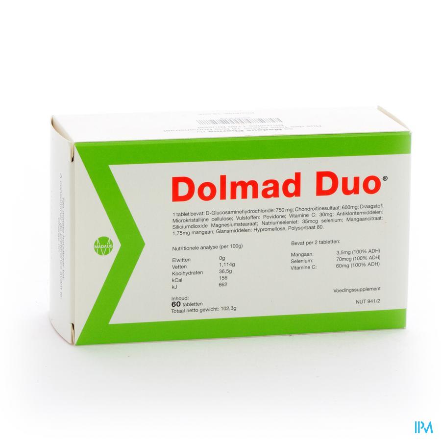 Dolmad Duo Tabletten 60