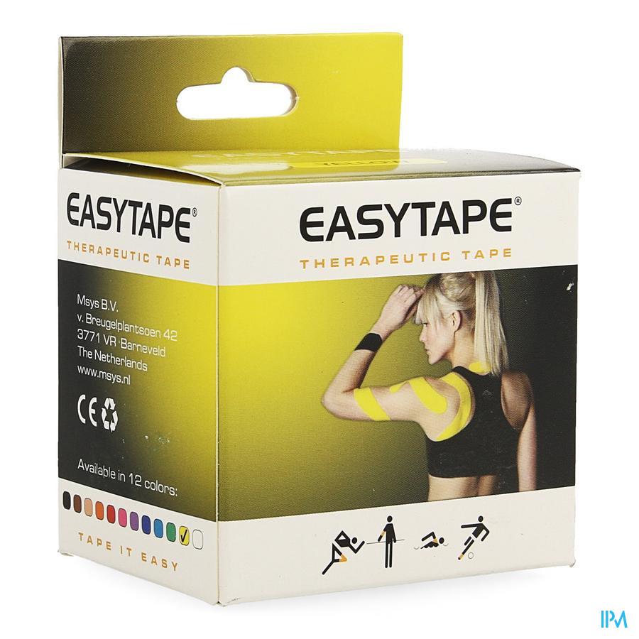 Easytape Kinesiology Tape Geel