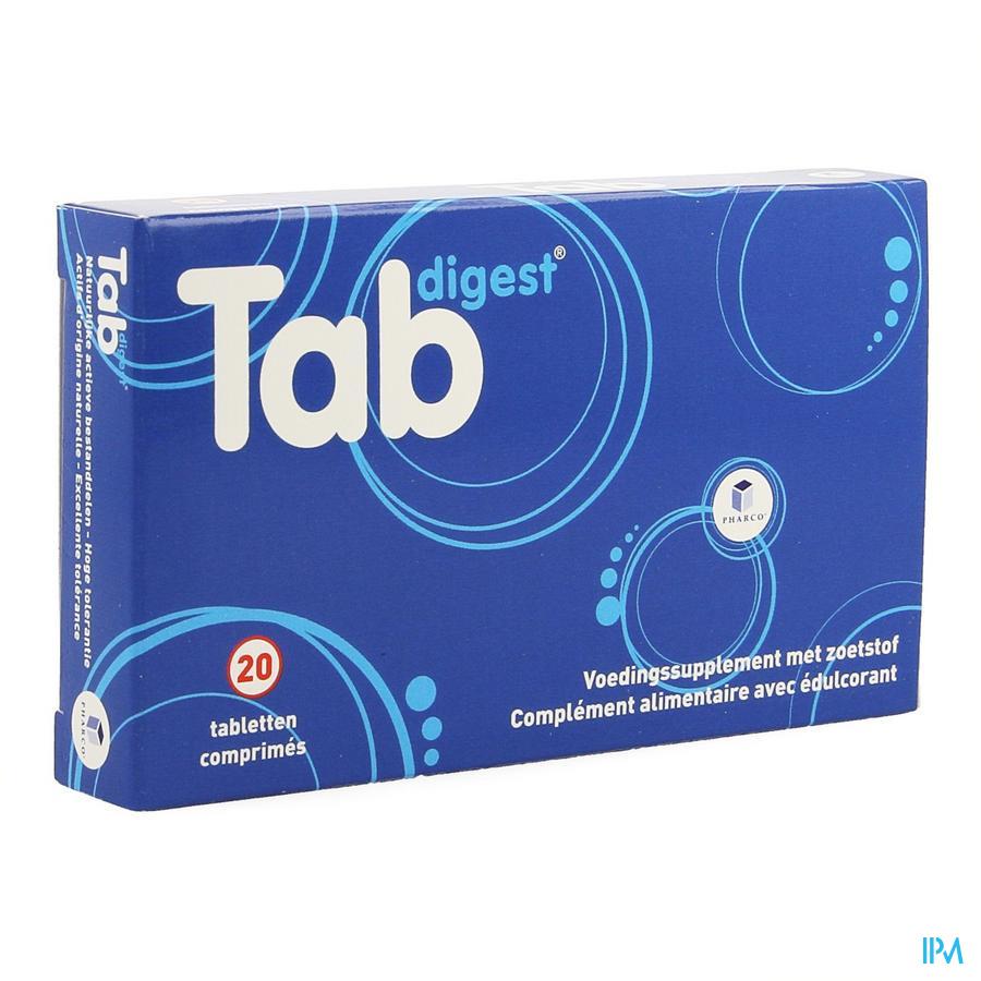 Tabdigest Comp 20