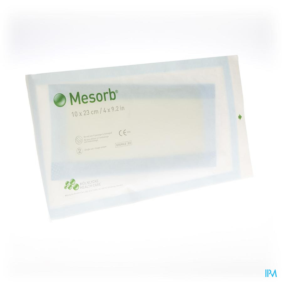 Mesorb Kp Ster Abs 10x23cm 50 677401