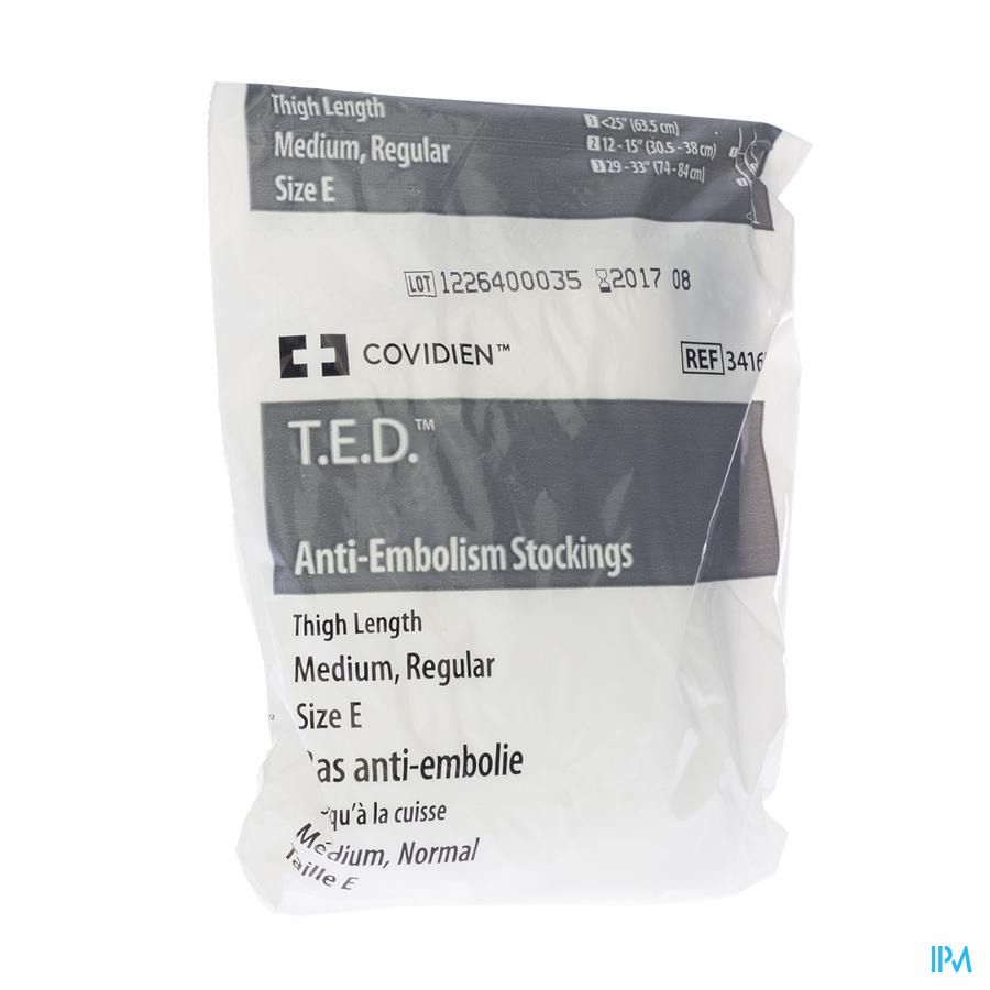 Ted Bas Cuisse 34160 M Regul Blanc