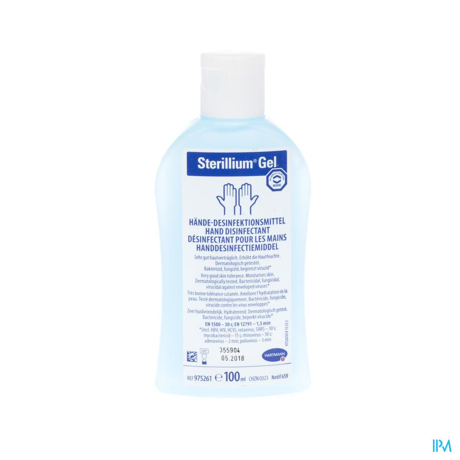 Sterillium Desinfect. Mains Gel 100ml