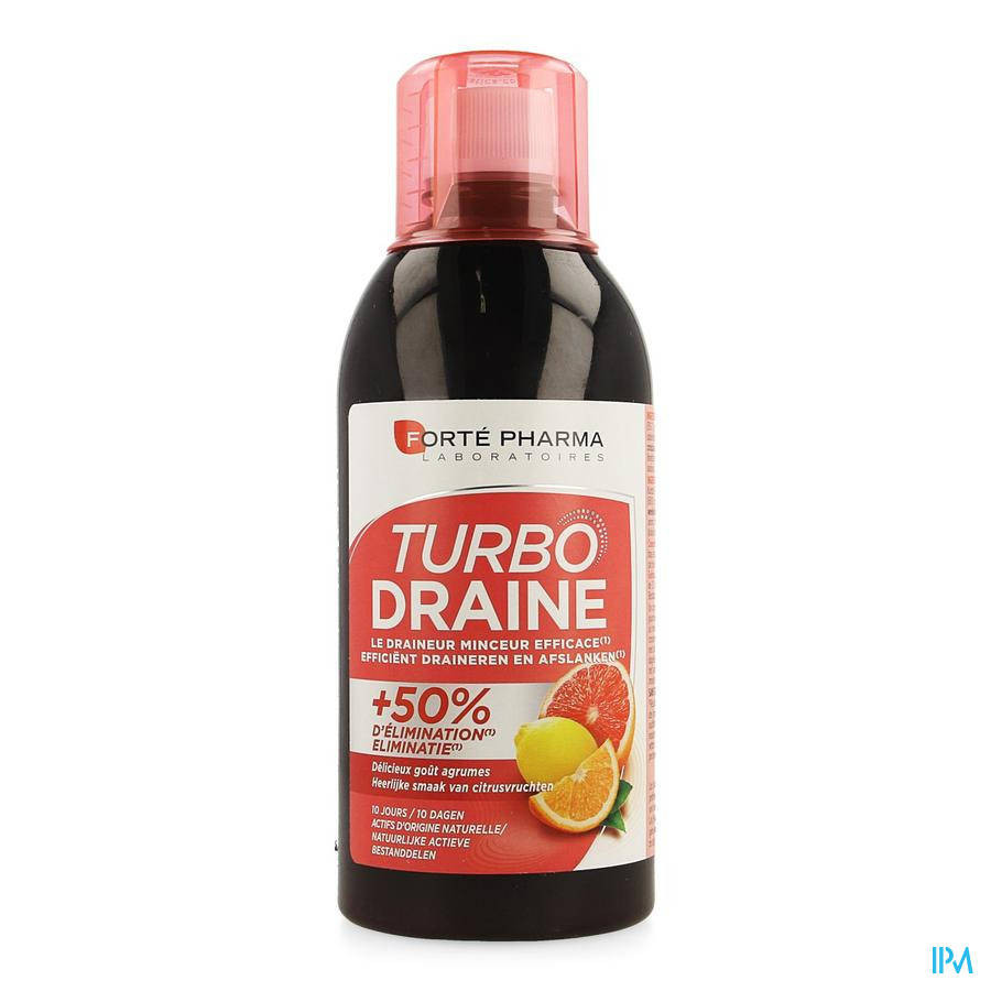 Turbodraine Citrusvruchten 500ml