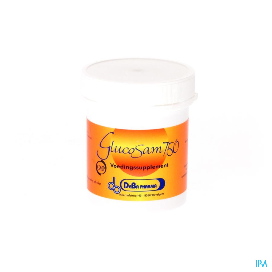 Glucosam Capsule 60x750 mg Deba