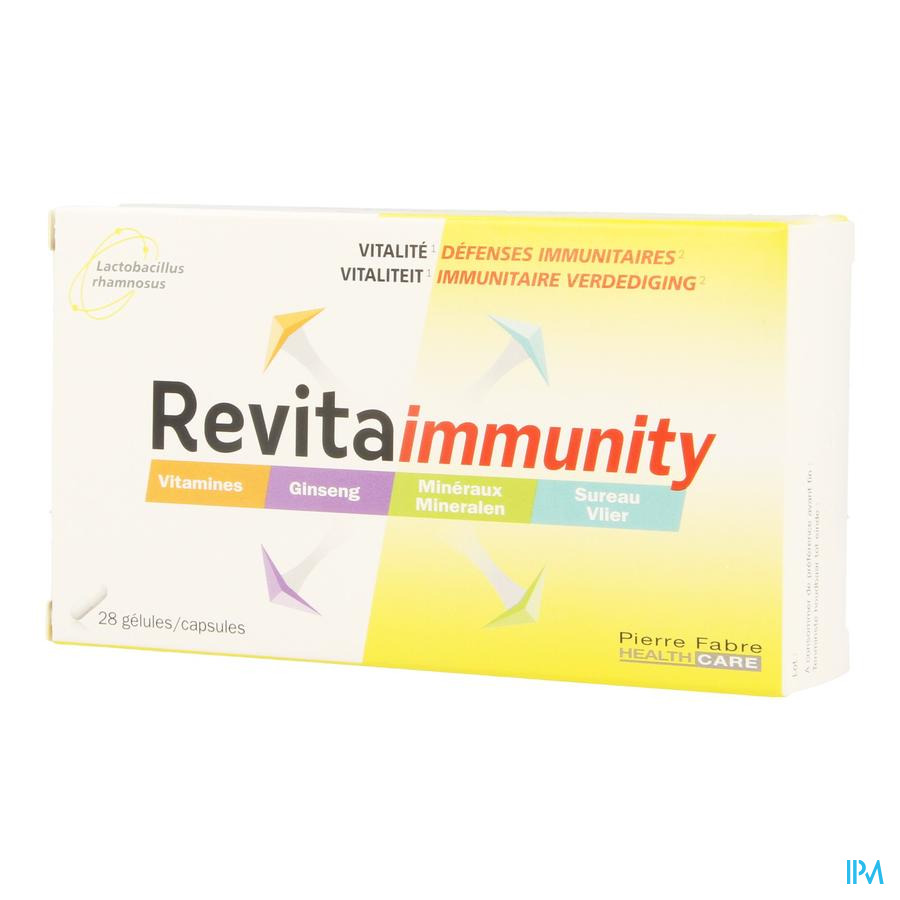 Revitaimmunity Caps 28