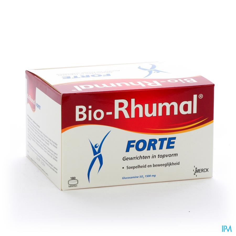 Bio Rhumal Forte Tabl 180x1500mg