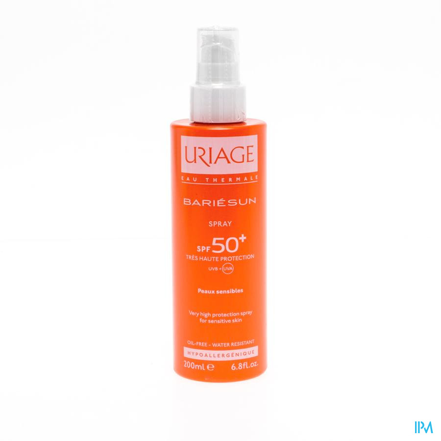 Uriage Bariesun Spray Ip50+ Gev H 200ml