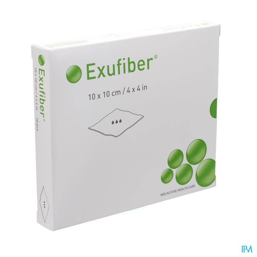 Exufiber Ster 10x10cm 10 603301
