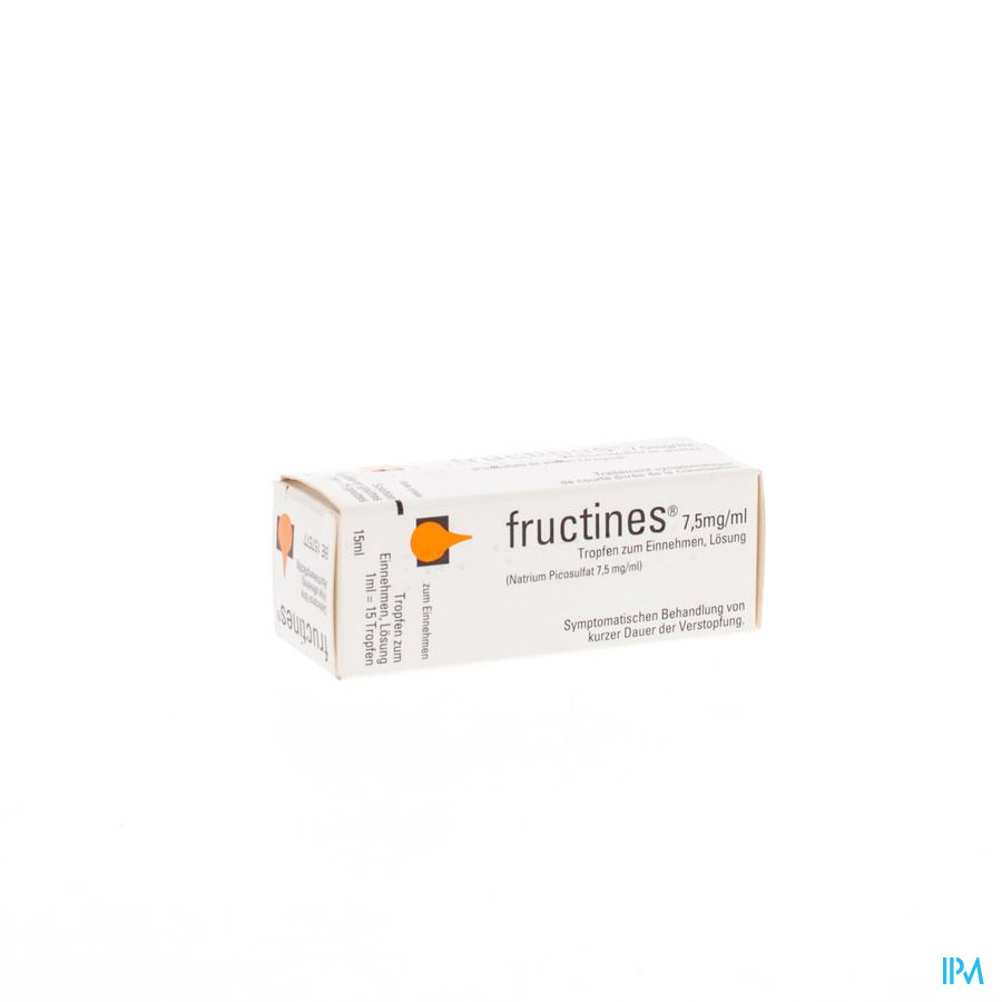 Fructines Gouttes Orales 15 ml