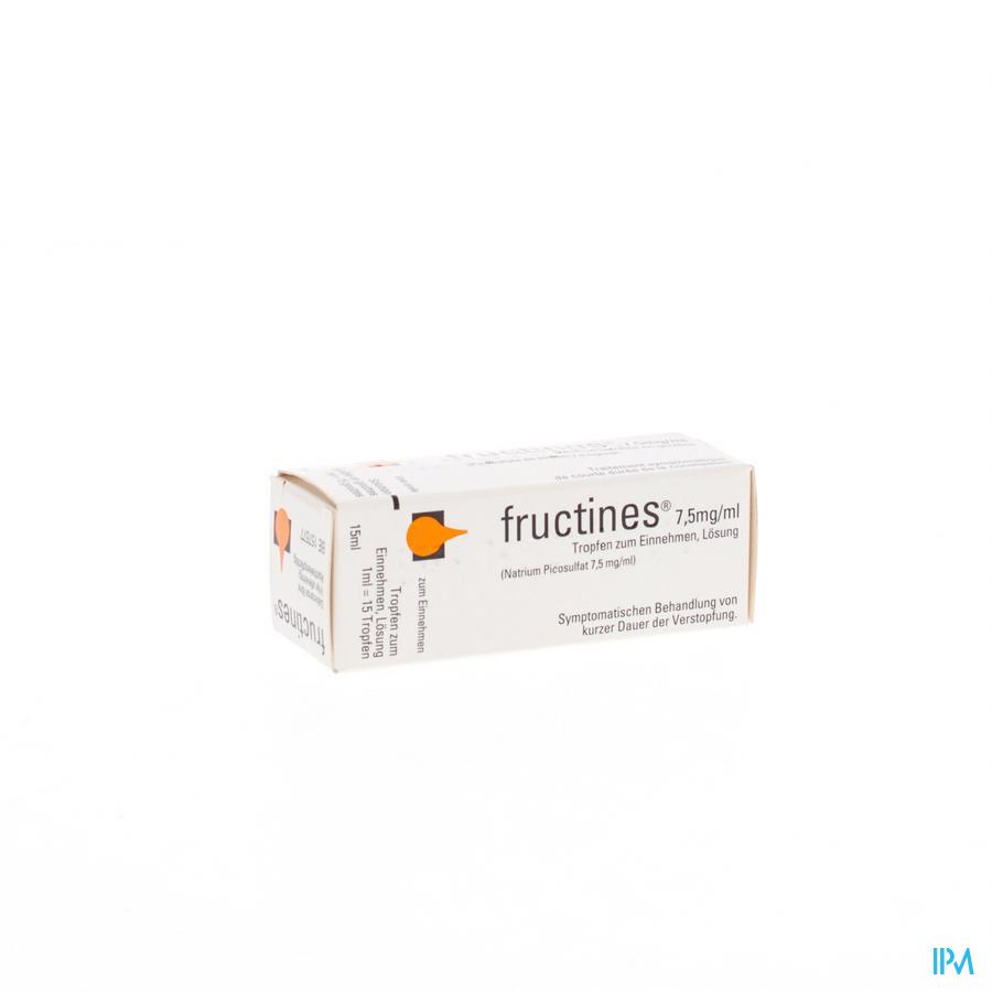 Fructines Drinkbare Druppels 15 ml